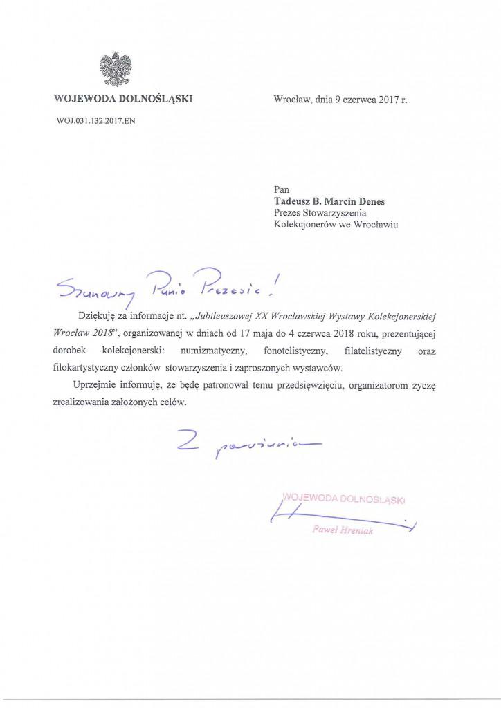 Patronat Stowarzyszenie Kolekcjoner+-w we Wroc+éawiu-1