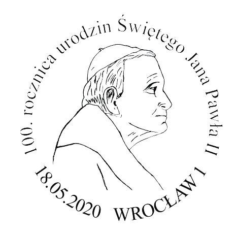 100 rocznica urodzin Świętego JP II Wrocław krzywe (2) (2)